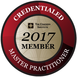 Credentialed Master Practitioner of Coaching 2017 large