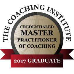 Graduate Credentialed Master Practitioner of Coaching 2017 large