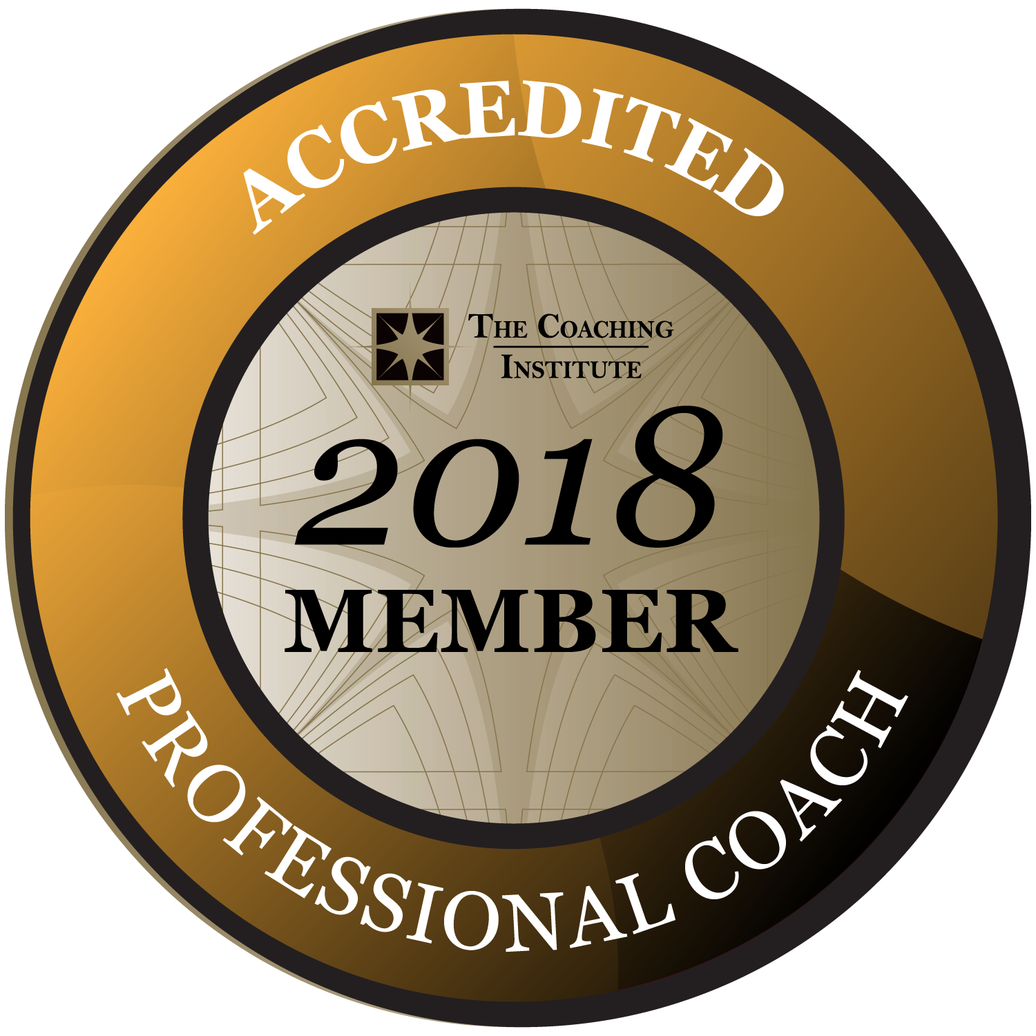 Professional Coach 2018 Members Badge High Resolution