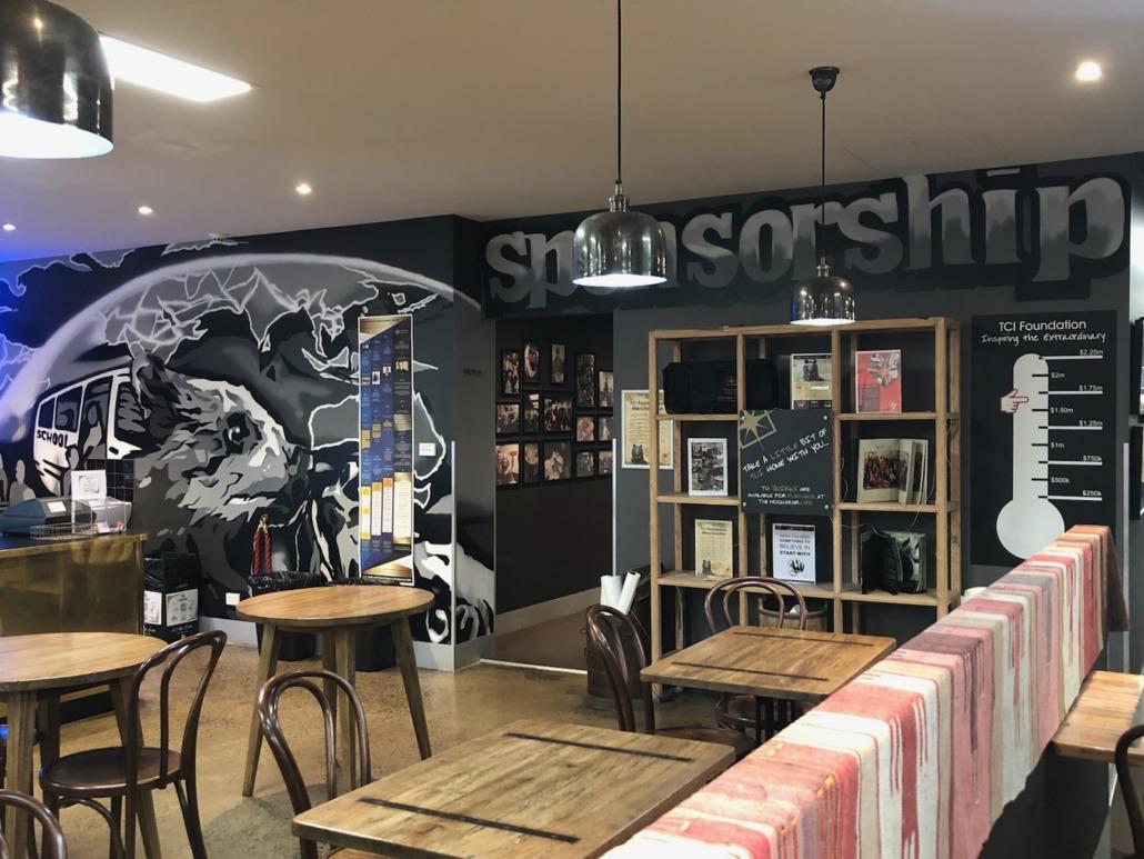 Moonbear Cafe