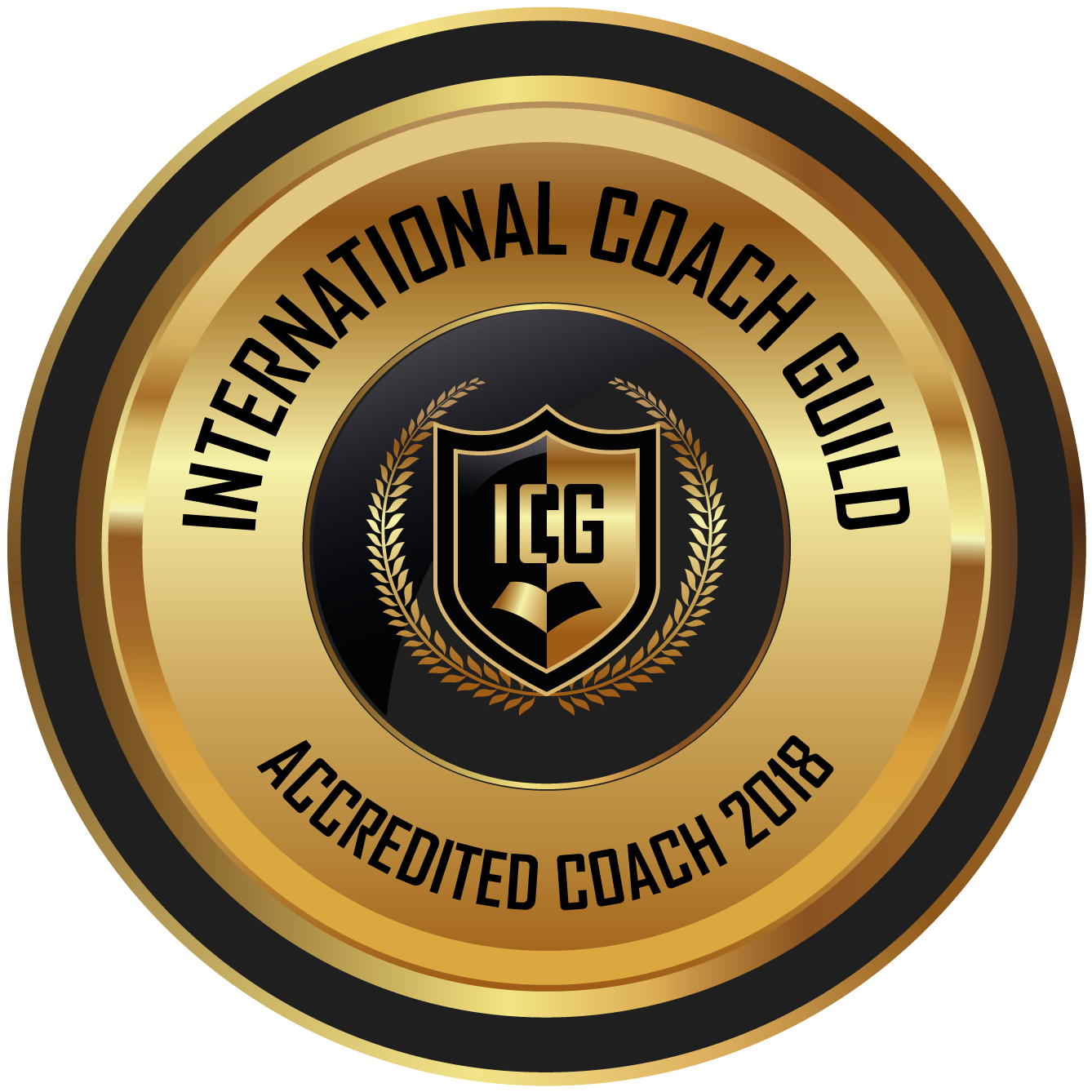 ICG Accredited Coach 2018 Members Badge High Resolution