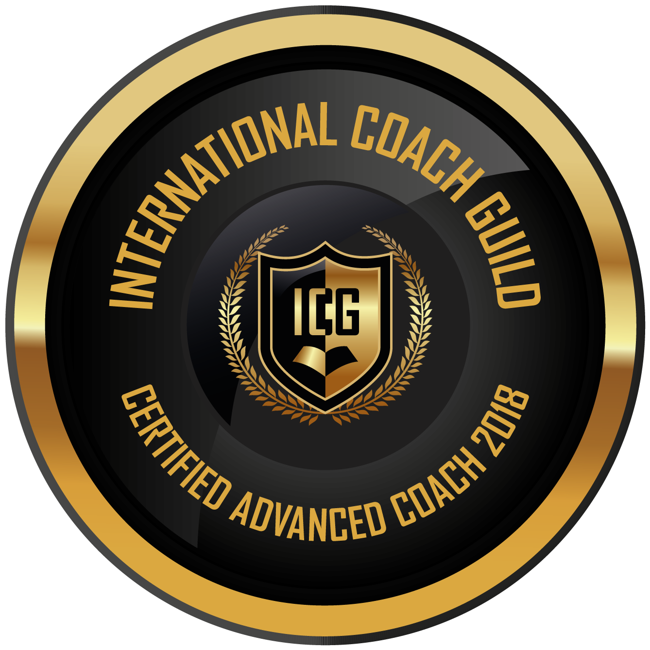 ICG Certified Advanced Coach 2018 Members Badge High Resolution