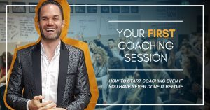 your first coaching session telecast