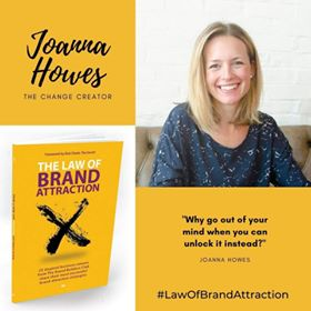 Joanna Howes book cover