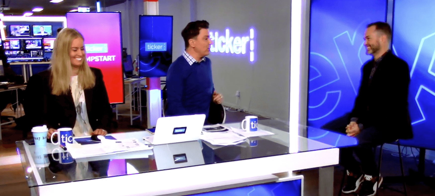Matt Lavars TIcker TV