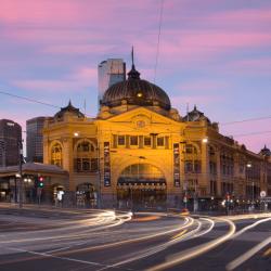 Melbourne Flinders Street