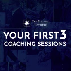 Register now for Your First 3 Coaching Sessions