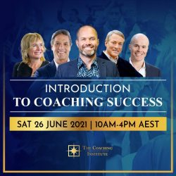 Register to Introduction to Coaching Success