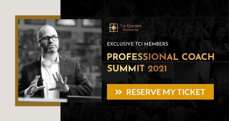 Professional Coach Summit